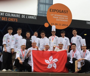 2014 Nov Lux Culinary World Cup