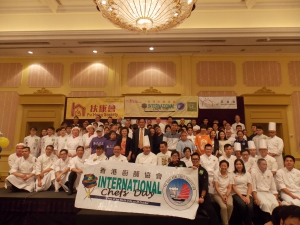 2014 Oct International Chefs Day