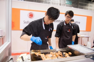 2014 Sep Seafood Expo