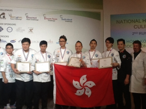 15 Grand Award Ceremony 2nd Runner Up on Live Cooking.JPG